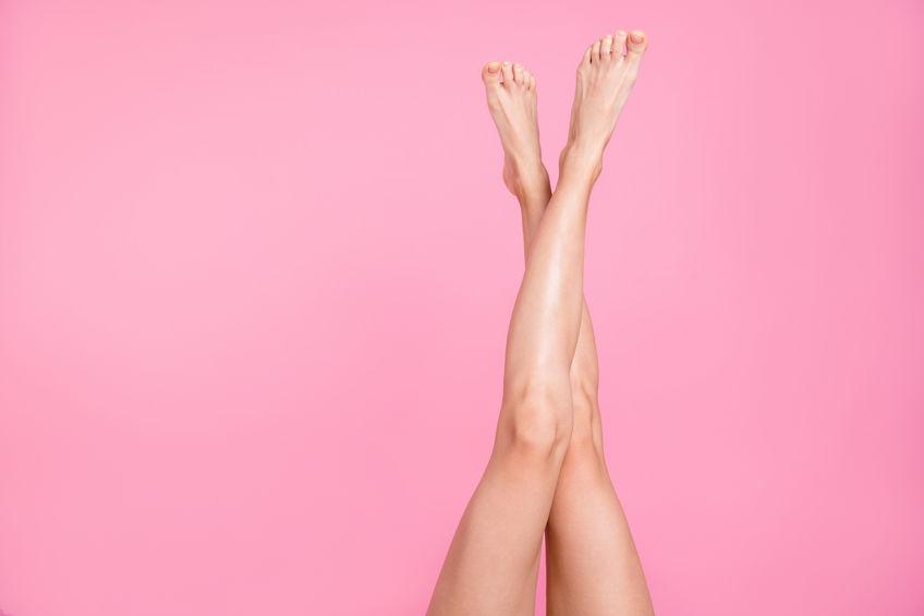 a lábak visszértágulata finom háló)