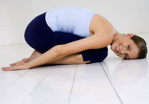 jóga gyakorlat a visszér ellen