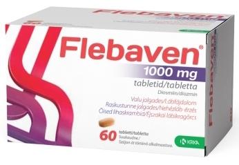 gyógyszer visszérben lévő cseppekben