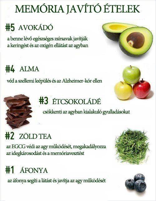 milyen ételek jobbak a visszér ellen