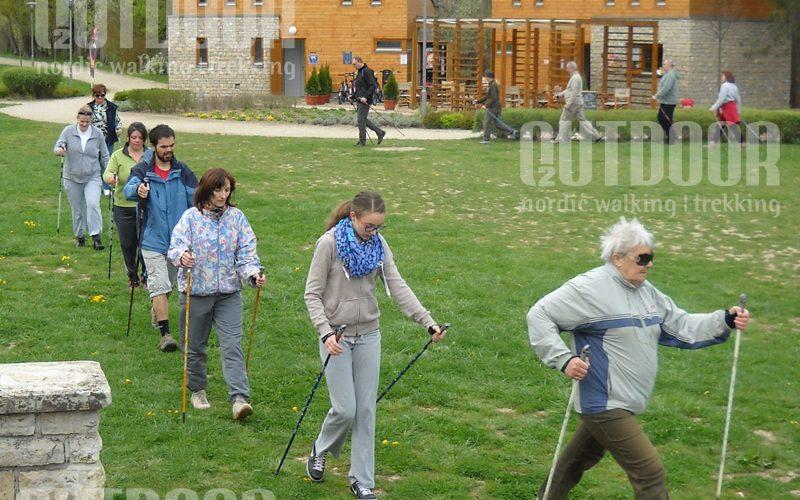 Nordic walking botok I Decathlon