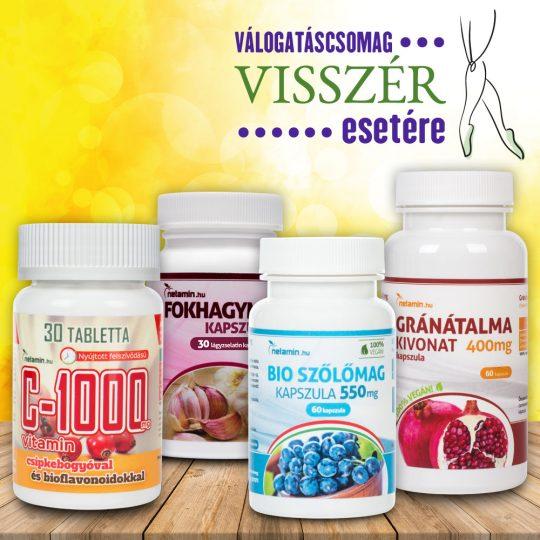 C-vitamin visszér lehet trombózis és visszér mi a különbség