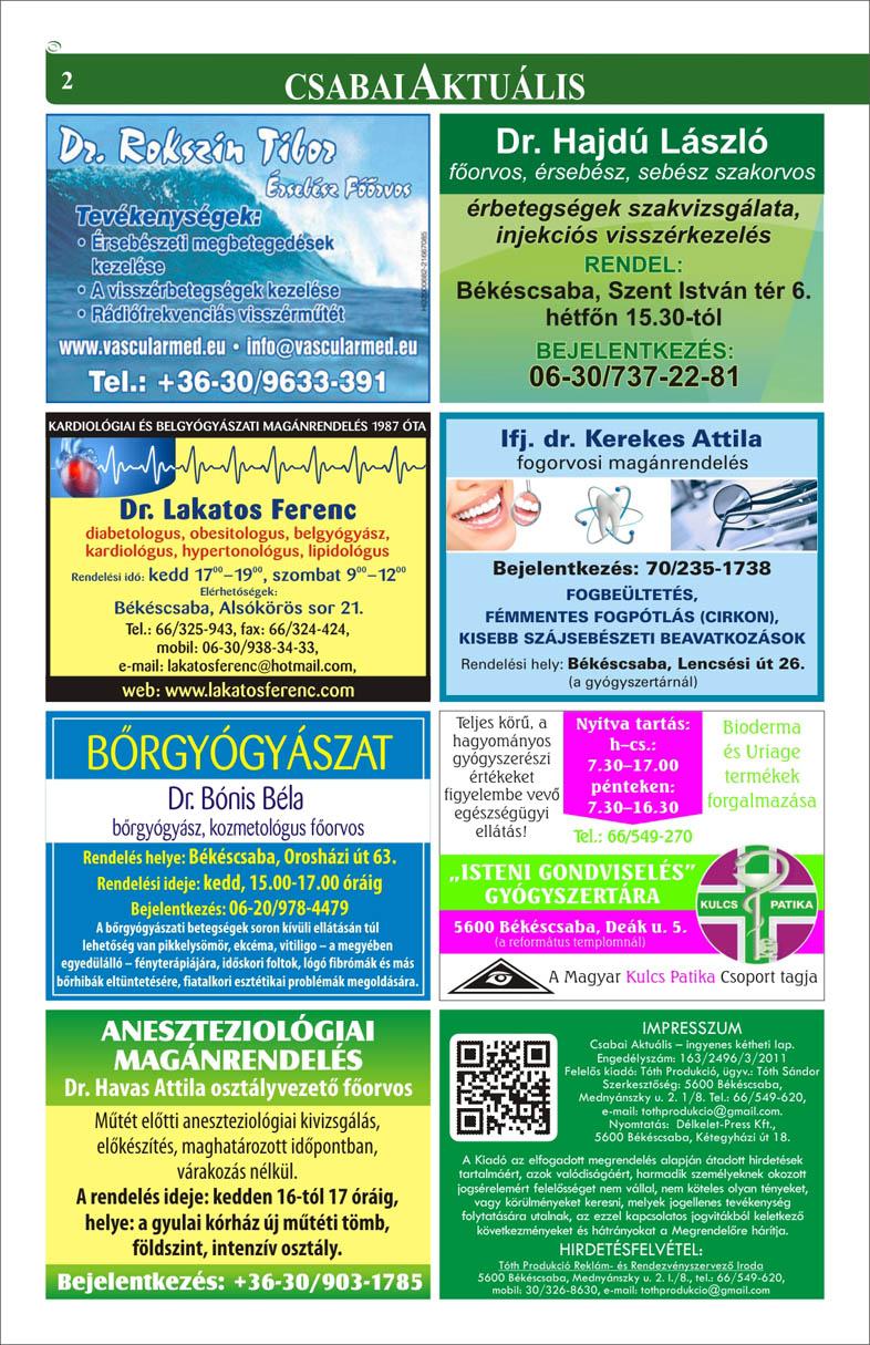 Dunakeszi Szakorvosi Rendelőintézet