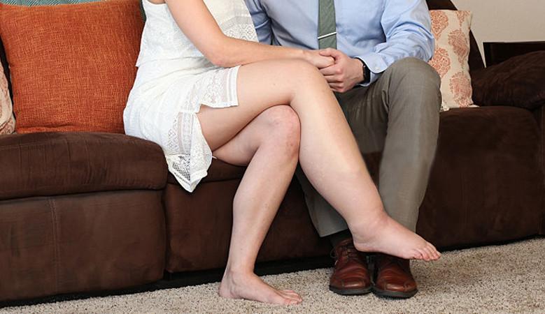 az egyik láb terhességének visszeres ödémája visszérbőr atrófia