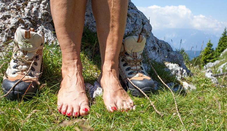 a visszerek miatt a lábak fájnak