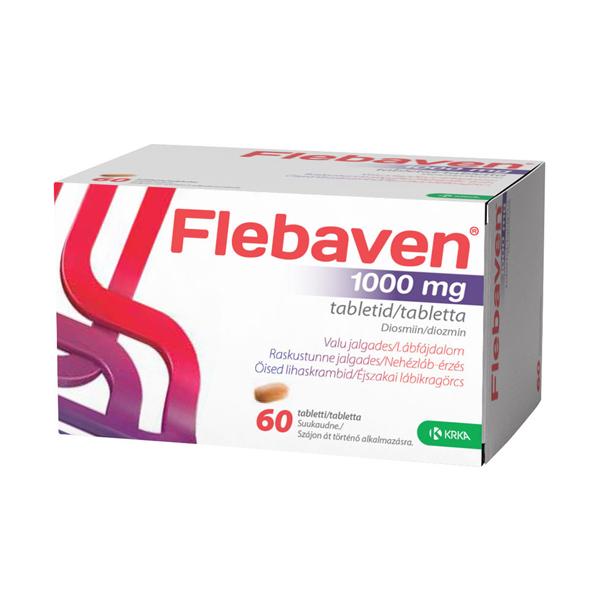Detralex 500 mg filmtabletta