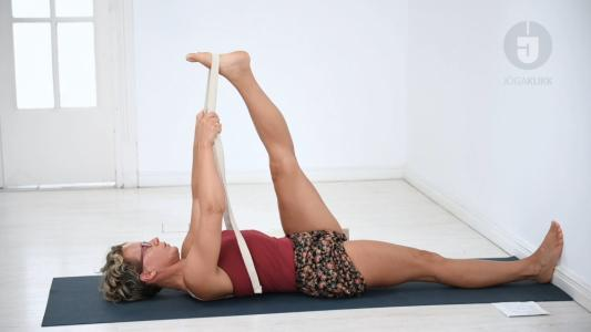 jóga gyakorlat erekciója
