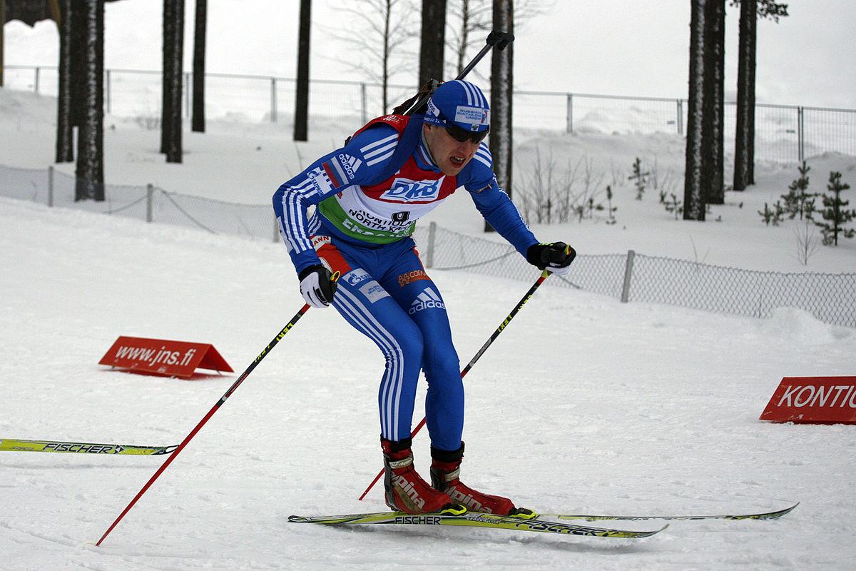 Alexey Mamatov visszér