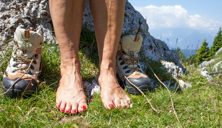 lapos láb vagy visszér