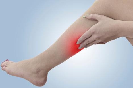 a láb fáj a kismedence visszérével