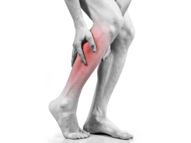a lábak varikózisától erős