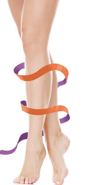 a varikózisos lábak kiütése