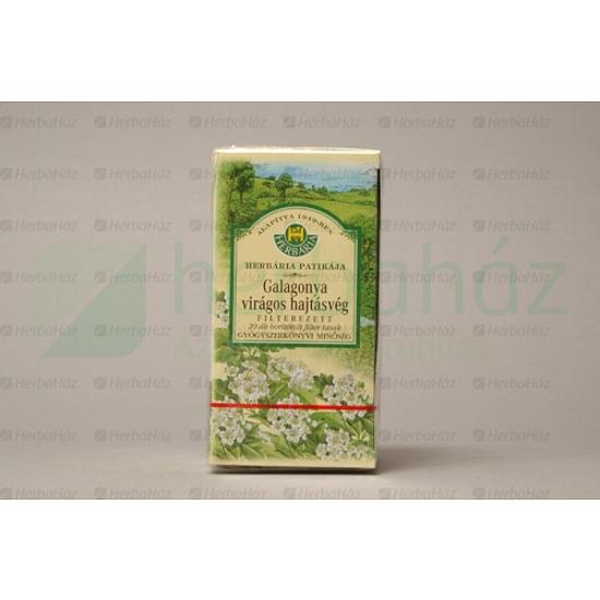 Dr. Chen galagonya tea – 20 filter/doboz