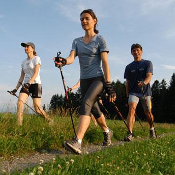 Nordic walking botokkal és visszérrel női szervek visszér kezelése