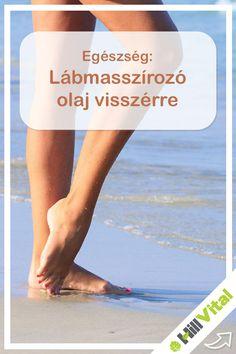 síléc és visszér a lábakon